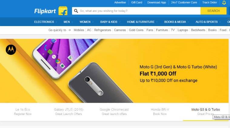 Motorola, Moto, Motorola Flipkart discounts, Moto discounts, Moto G3 discounts, Moto G3, Moto G Turbo, Moto 360, Moto G3 price, Moto G Turbo reviews, smartphones, technology, technology news