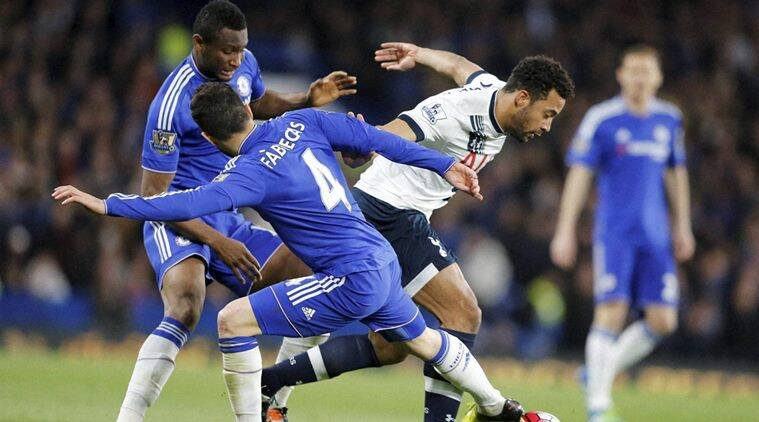 Mousa Dembele missed the first four games of the season due to suspension. (Source: AP/File)