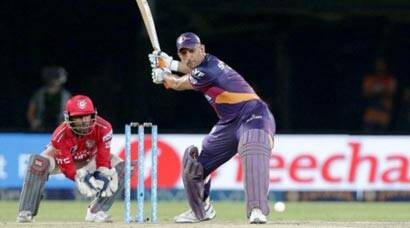 Dhoni finishes IPL 2016 in MS style – with a last-ball-six, win