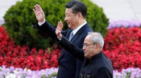 india, china, sino india relations, indo china ties, pranab mukherjee, pranab mukherjee china tour, Xi Jinping, india news, china news, latest news