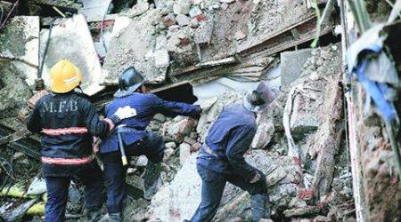 Mumbai building collapse: Survivors recount narrow escape