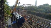 Mumbai: Western line hit as coach derails between Elphinstone and Lower Parel