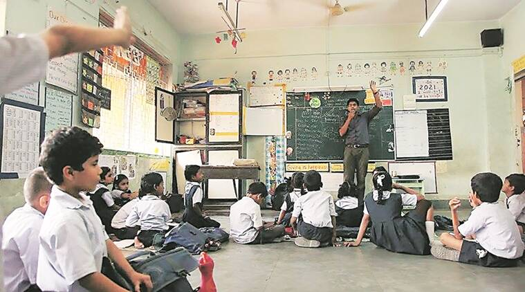 documentary, government schools, education in government schools, dharavi, mumbai based documentary, indian express talk