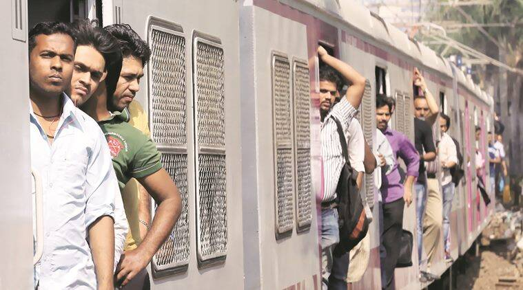 Mumbai Railways, mumbai locals, mumbai ac trains, mumbai news, india news, latest news, indian express