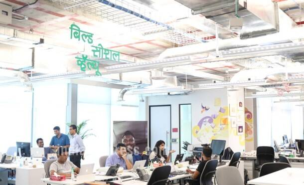 office facebook. facebook mumbai office india menlo park