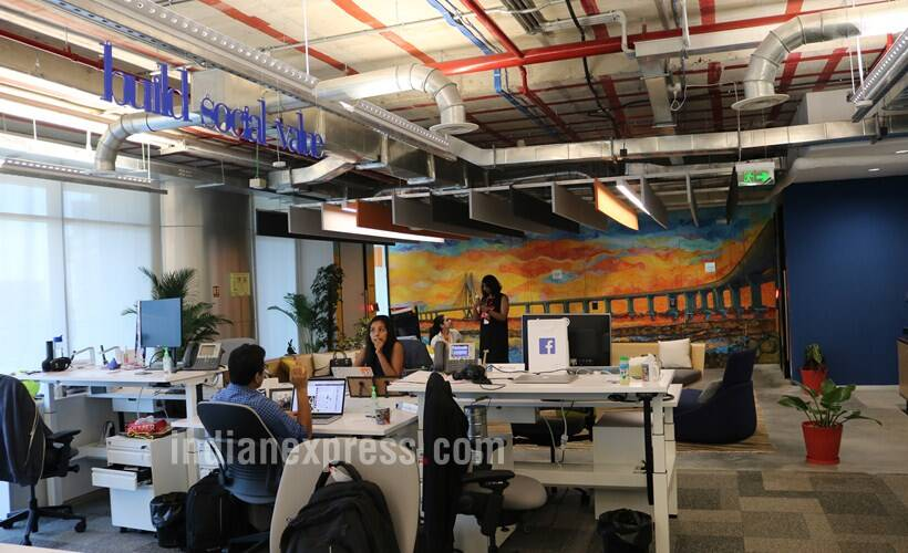 facebook mumbai office india menlo park