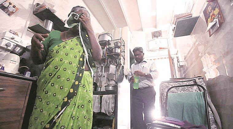 mumbai, mumbai news, mumbai chain snatching, leonard valdaris, son toryured, mumbia police, CCTV camera in police station, maharashtra CBI, indian express mumbai