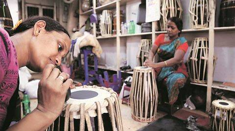 mumbai, mumbai classical music, dabgars, tabla, dhol tasha, mrudungs, indian express melting pot, indian express mumbai