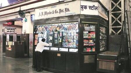 Life on Mumbai local: The heritage railway station bookstore with a set of loyalcustomers