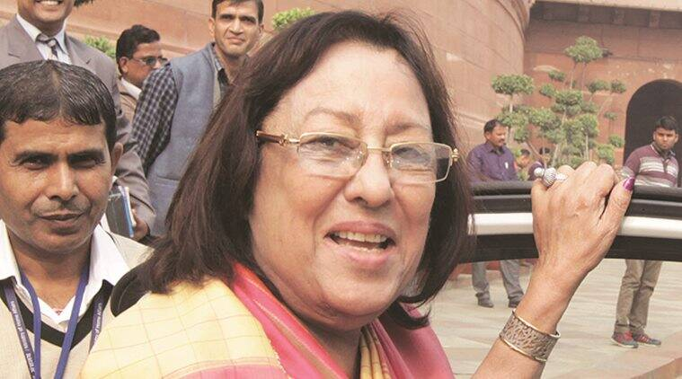 manipur assembly elections 2017, 2017 manipur assembly polls, manipur, legislative assembly, manipur governor, najma heptulla, indian express news