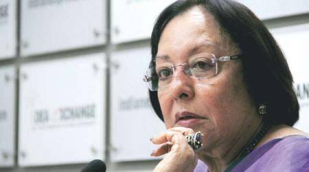 Israel-Palestine issue can be solved only by PM Narendra Modi: Najma Heptulla