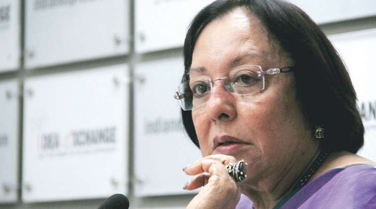 Israel-Palestine issue can be solved only by PM: Heptulla