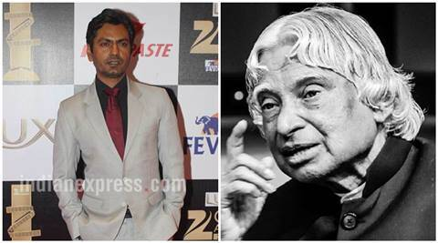 Would be great if I get a chance to play  APJ Abdul Kalam on screen: Nawazuddin Siddiqui