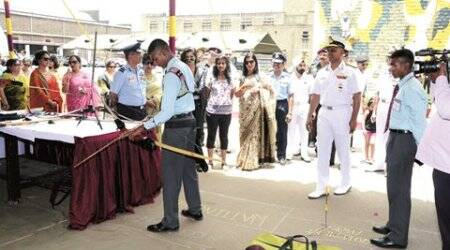 nda, national defence academy, nda expo, passing out parade