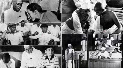 Remembering 'Chacha Nehru' on his death anniversary through some rare archive pictures