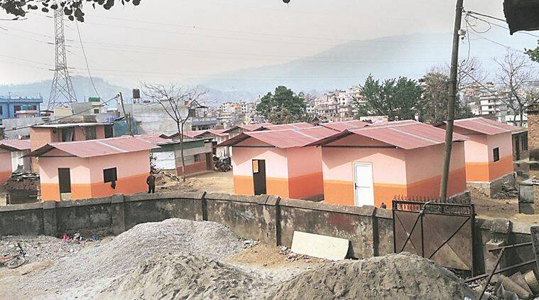 MAEER's MIT, pune news, nepal earthquake, nepal earthquake victims, houses for nepal earthquake victims, indian express pune