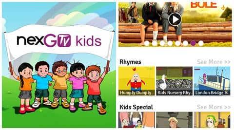 nextGTv, nextGTv Kids, nextGTv kids app, download nextGTv kids app, nextGTv kids Android, nextGTv iOS, smartphones, technology, technology news