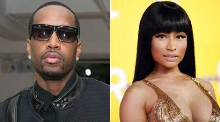 Nicki Minaj blasts ex-boyfriend on Twitter