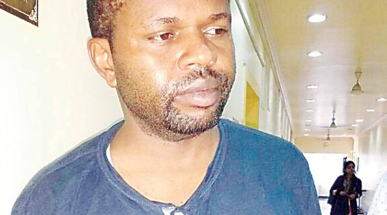 pune nigerian held for duping 90 people through online fraud the