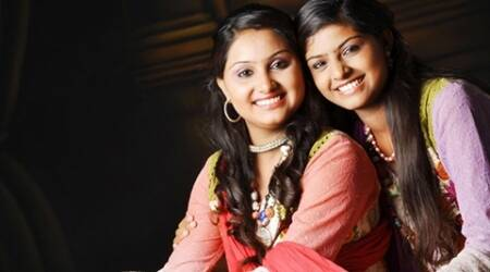 Nooran Sisters sing for a TV show