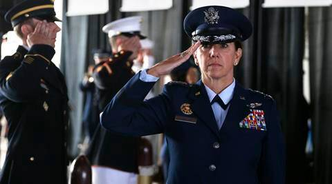 US gets its first woman military commander | The Indian ...