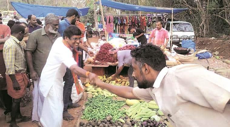 kerala assembly elections 2016, beef row, beef ban, north kerala, BJP, LDF, UDF, Kerala's Kasaragod constituency, textile trader, IUML, indian express elections, indian express news