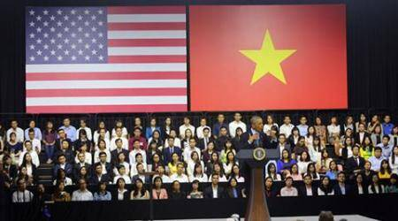 Vietnam will be most affected by climate change: Barack Obama