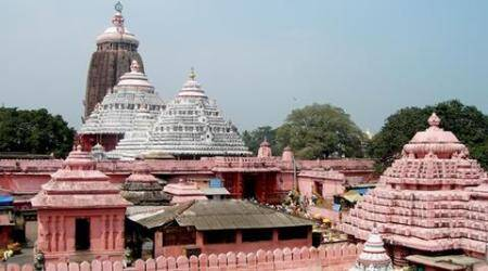 Odisha CM seeks PM Modi's intervention for restoring Jagamohan prayer hall