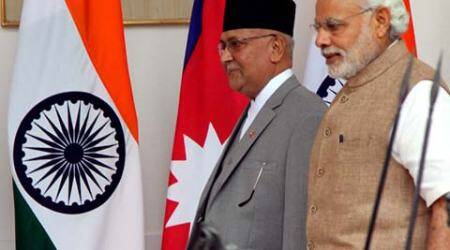 k p oli, narendra modi, nepal, nepal govt, india nepal relations, anti india, india in nepal, indian govt, oli govt, modi govt, india news, nepal news, india nepal latest