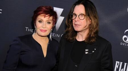 Ozzy Osbourne, Sharon Osbourne renew wedding vows