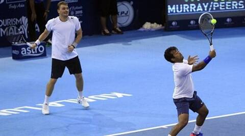 French Open 2016, Leander Paes, Marcin Matkowski, Rohan Bopanna, Florian Mergea, men's doubles, French Open, sports news, sports, tennis news, Tennis
