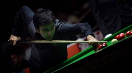 Pankaj Advani, billiards champion, Manisha National Billiards and Snooker Championship, rupesh shah, PSPB, sports news, indian express news
