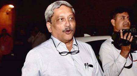 Invisible hand guided action or inaction in AgustaWestland probe: Parrikar