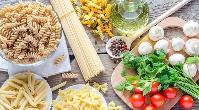 pasta, pasta body fat, pasta weight gain, healthy low-glycemic index diet, indian express