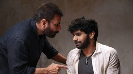 Hariharan's younger son Karan makes acting debut with a murdermystery