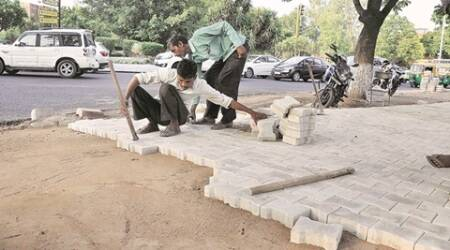 Chandigarh: Panel decides to hold back proposals to install paver blocks