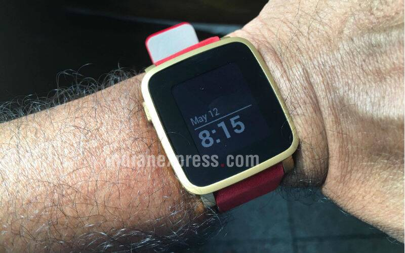 Pebble, Pebble smartwatch, Pebble smartwatch review, Amazon, Pebble Amazon, Pebble price, Pebble specs, Pebble features, Eric Migicovsky, Pebble CEO, gadgets, technology, technology news