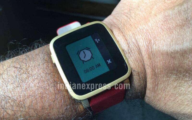 Pebble smart watches price in india