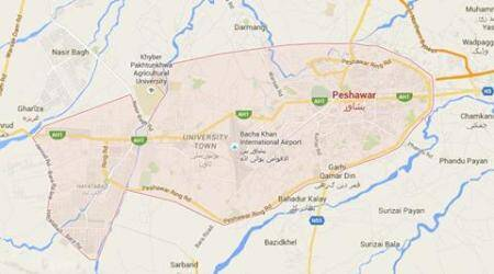 Pakistan police kill gunman firing shots from hotel in Peshawar