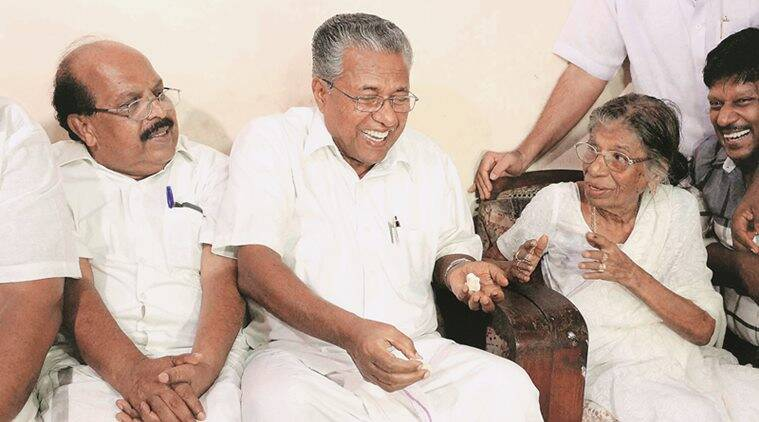 kerala cm, kerala new CM, vs achuthanandan, pinarayi vijayan, kerala LDF, kerala cpm, kerala news, kerala election, kerala election results