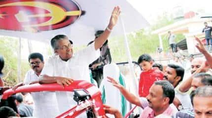 Pinarayi Vijayan takes oath as Kerala ChiefMinister