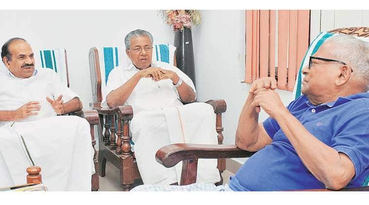 kerala cm, kerala new CM, vs achuthanandan, pinarayi vijayan, kerala LDF, kerala cpm, kerala news, kerala election, kerala election results