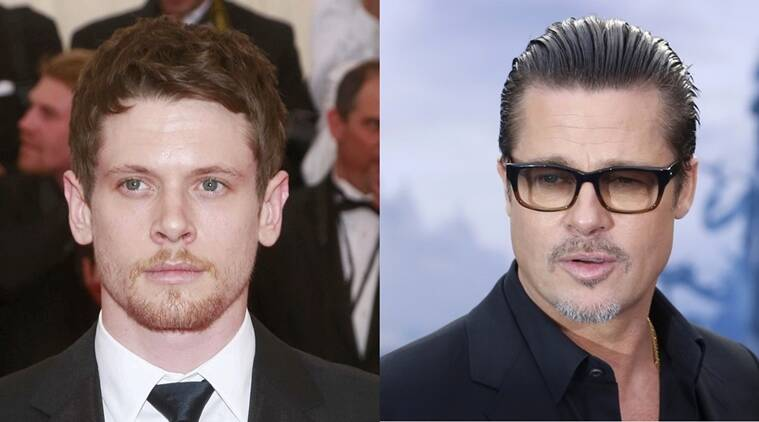 Brad Pitt, Jack O'Connell, Jack O'Connell news, Angelina Jolie, Unbroken, Entertainment news