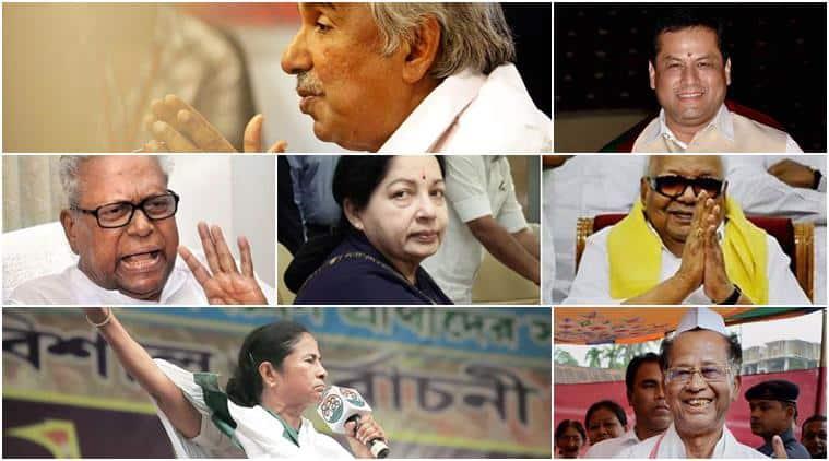 exit poll, assam, tamil nadu, kerala, west bengal