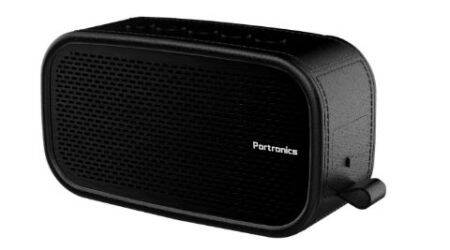 Portronics POSH, a Bluetooth-enabled speaker announced at Rs 2,499