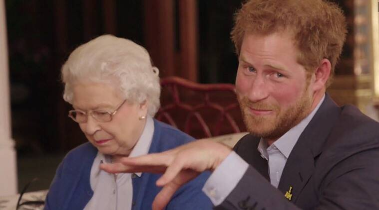 Prince Harry in Toronto for Invictus Games launch ceremony