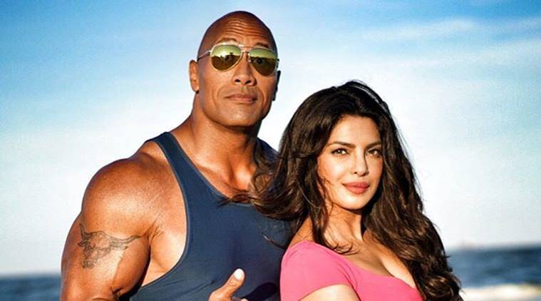 Priyanka, Baywatch, Priyanka Baywatch, Priyanka Chopra, Priyanka Chopra Baywatch, Priyanka Chopra in BAywatch, Priyanka Baywatcj Movie, Priyanka Baywatch Shoot, Dwayne Johnson, Priyanka Chopra Dwayne Johnson, Priyanka Dwayne Johnson, Entertainment news
