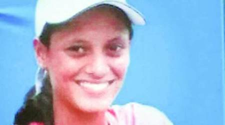 Class X Pune girl in team India at Junior Fed Cup 2016 inHungary