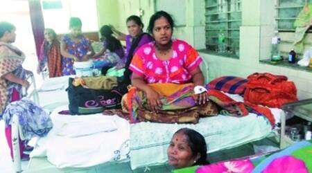 Pune YCM hospital: No clean drinking water, no food or aircoolers