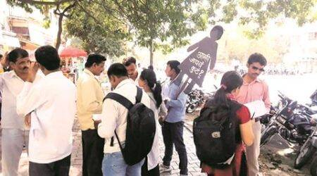 Pune: A campaign that stresses need of public toilets forwomen